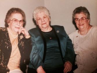 Mom, Grandma, Aunt
