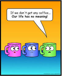 coffee cup meaning