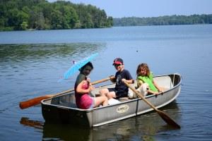 cousins rowboat