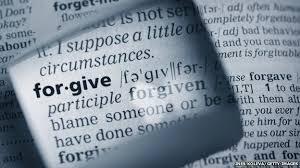 forgive dictionary