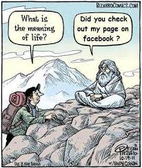 meaning of life FB