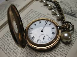 moment pocket watch